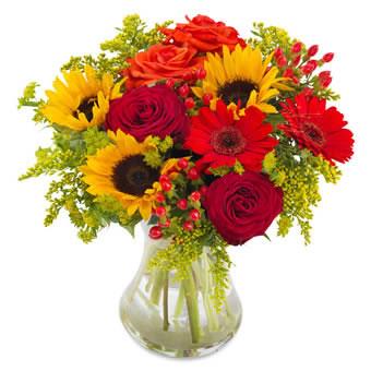 Online dating send blomster