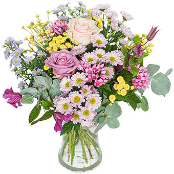 300221544 Euroflorist | Send blomster, vin og chokolade - levering i dag