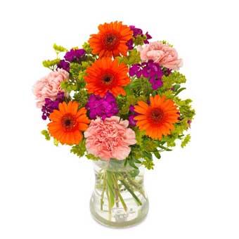 Blomster til mor