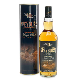 1 bottle of Whisky Speyburn 10 Years