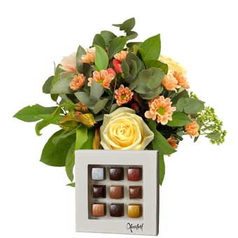 Warm greetings giftset