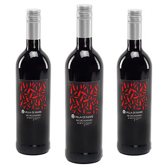 3 bottles of Red Wine