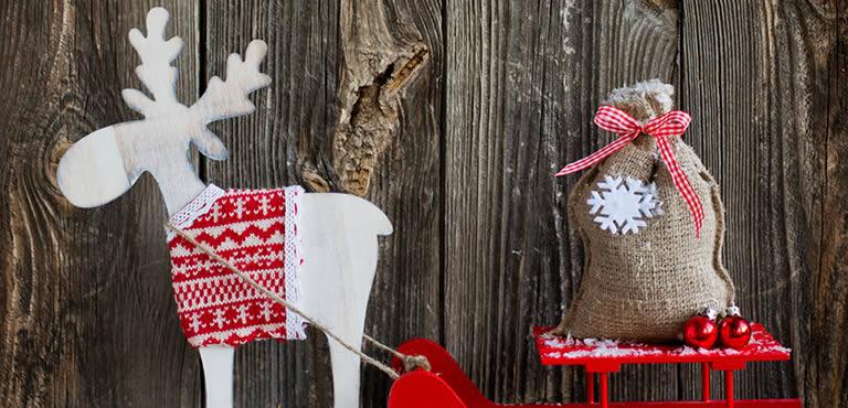 Vi kan stadig levere til jul flere steder i Danmark