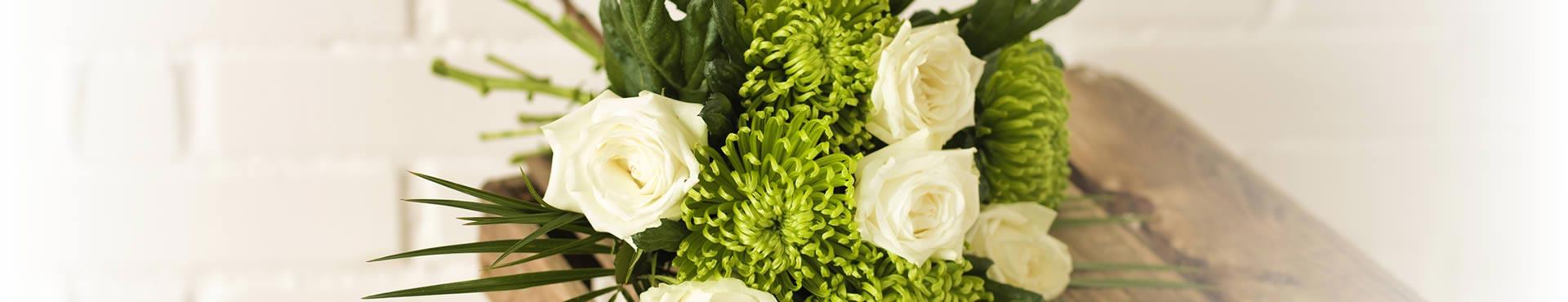 Send blomster som kondolence