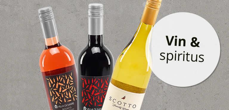 Overrask med lækre vingaver