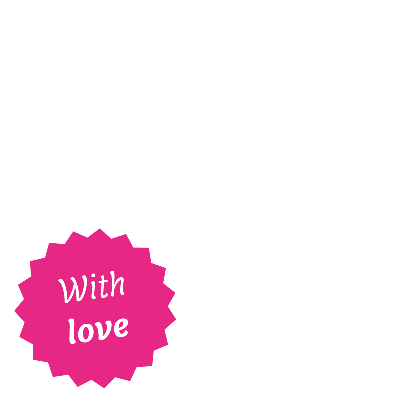 Bright love_overlay