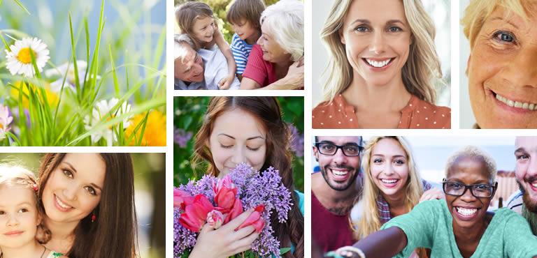 Celebrate International Women's Day with flowers