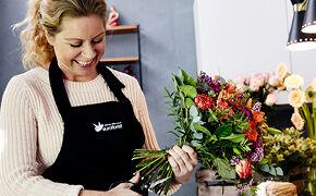 Blomster er den mest almindelige gave til Mors dag