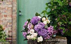 Mors dag er blomsterdag