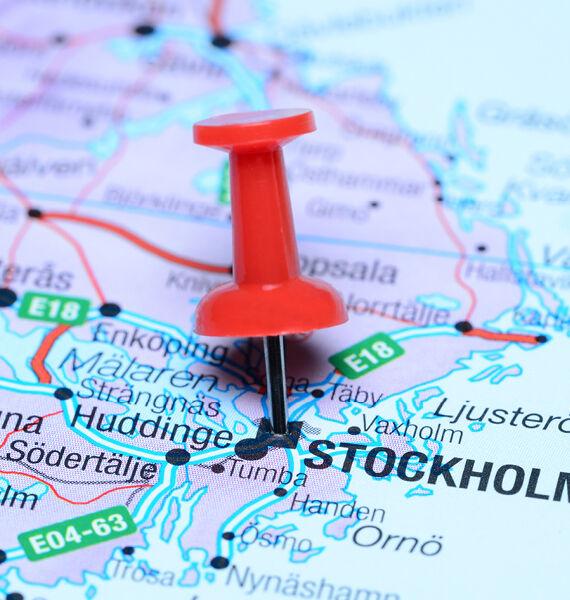 [Karta stockholm]