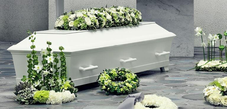 Guide til begravelsesblomster