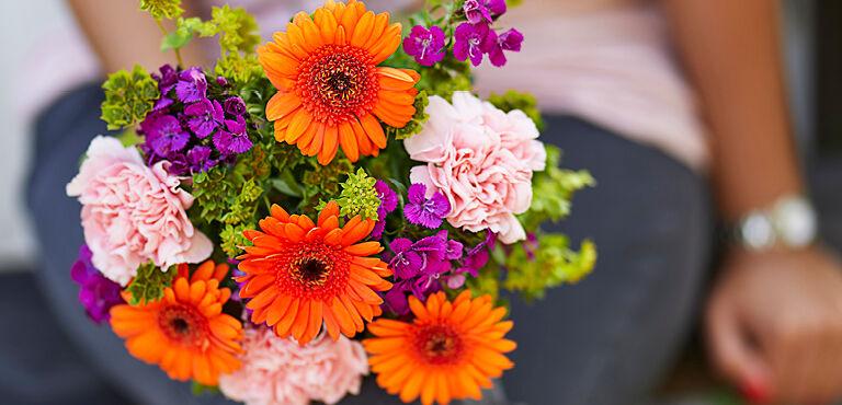 Blomster til gode priser