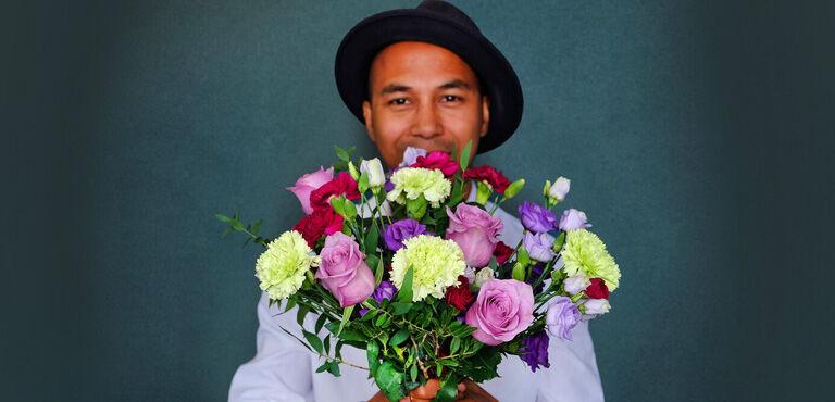 De mest populære blomster